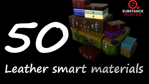 50 Leather Smart material