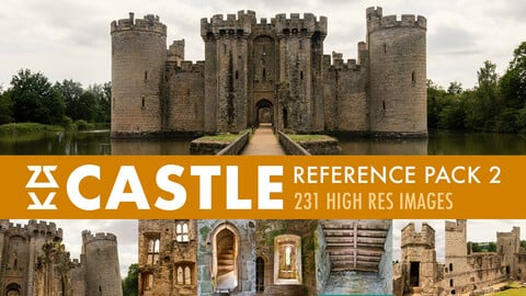 Castle Reference 2 Photo pack