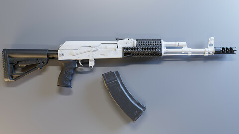 mods for ak-74m