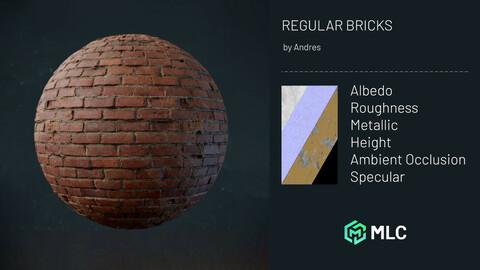 Regular Bricks