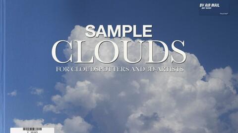 26 Sample RAW Clouds