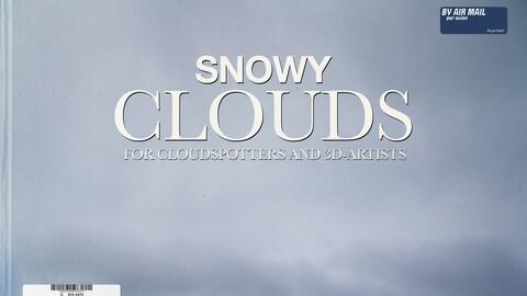 Snowy RAW Clouds