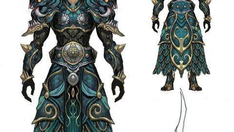 Armor Suit - Men 11