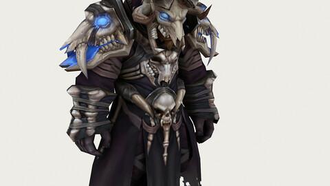 Cow Devil - Skull Set