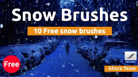 Snow brush set (Free)