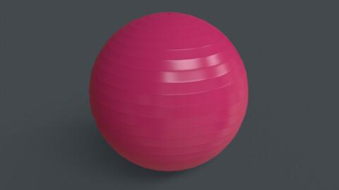 PBR Yoga Ball - Pink