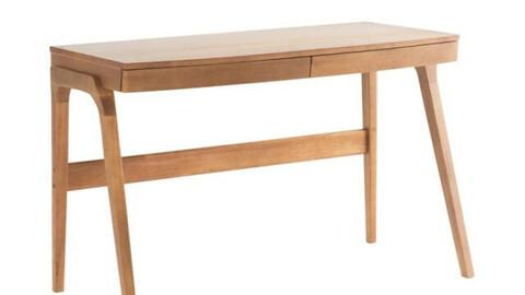 Velocie of wooden desk 120cm