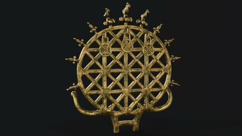 Hittite Sun Disc