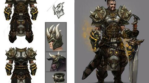 Heavy Armor Set 01