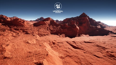 Unreal Project Terrain Vol.1