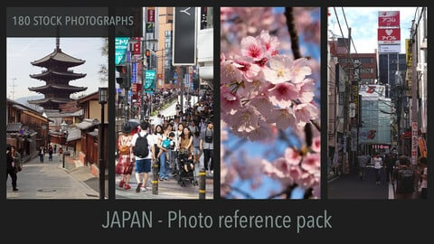 Japan - Reference Pack