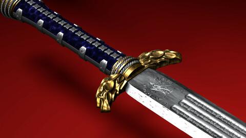 Sword of Athena - Wonder Woman