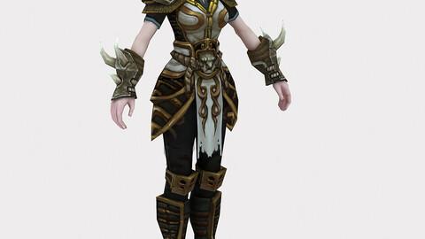 Women armor 31