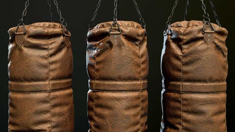 Game-Ready Punching Bag
