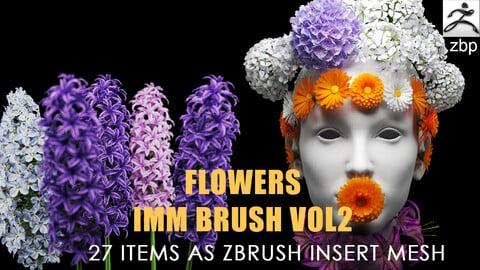 Flowers IMM brush vol2