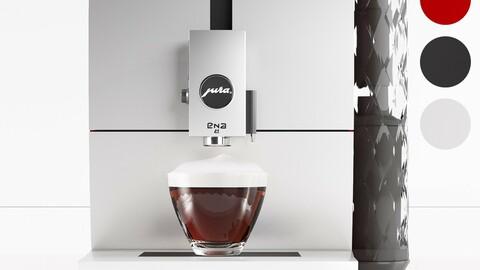 Jura-ena 8 - Coffee Machine