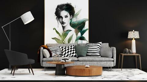 Modern Interior Set_91