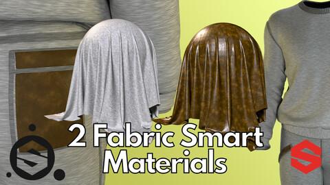 2 Fabric smart material : Men's sportswear