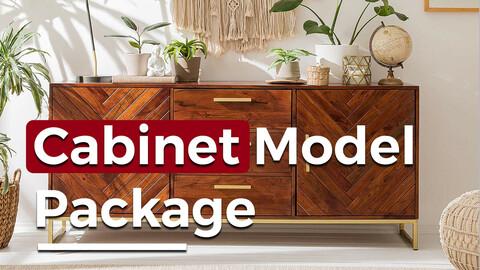 Cabinet Model Pack