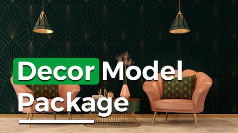 Decor Model Pack