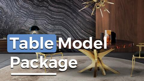 Table Model Pack