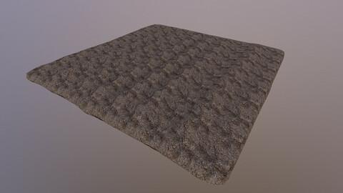 Field Soil  3D Model