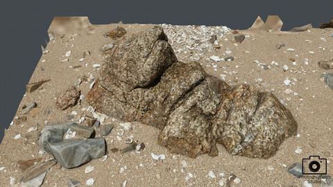 Beach Rock_0027(Photogrametry.Photoscan.obj,Photo)