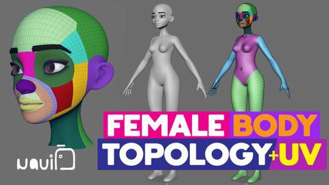 Stylized_Female_Body