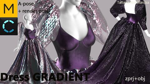 Dress gradient