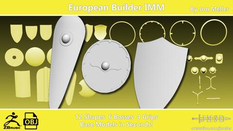 European Shield Builder IMM