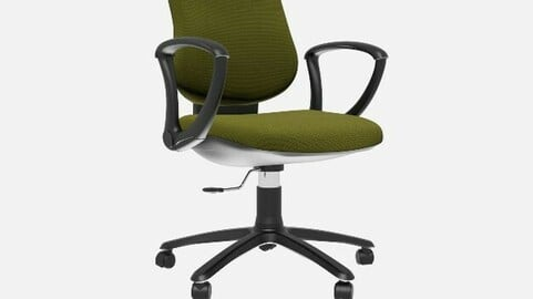 Office chair_3dsmax_vray
