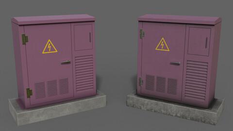 PBR Electric Box Magenta