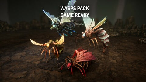 Wasps pack