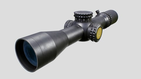Nightforce ATACR 4-16x42 F1 Tactical Rifle Scope