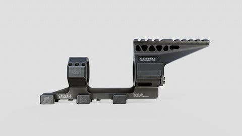 Geissele Super Precision 34mm Vanguard Scope Mount