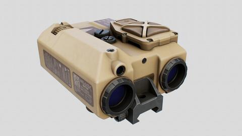 Wilcox Raptar-S Laser Range Finder