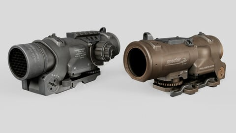 Elcan SpecterDR Combat Sight
