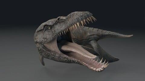 Predator X Pliosaurus Funkei SeaMonster Series 2