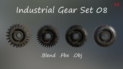 Industrial Gear Set 08