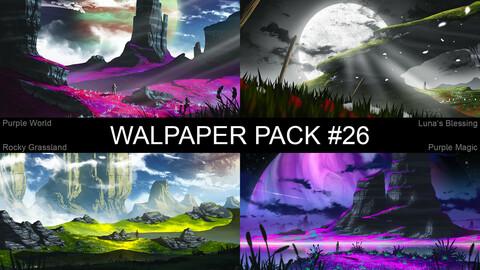 Wallpaper Pack #26