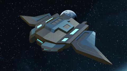 Normal Spaceship 1
