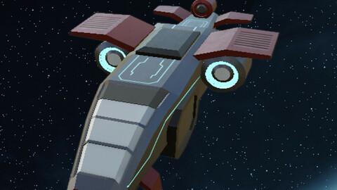 Normal Spaceship 2