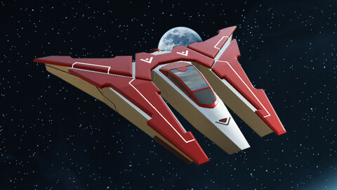 Normal Spaceship 3