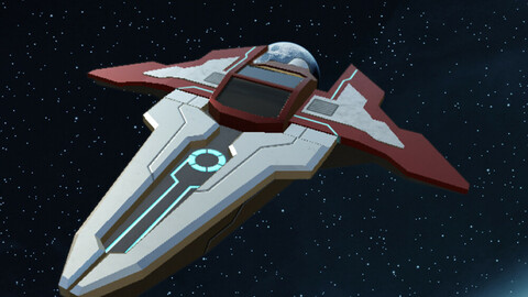 Normal Spaceship 4
