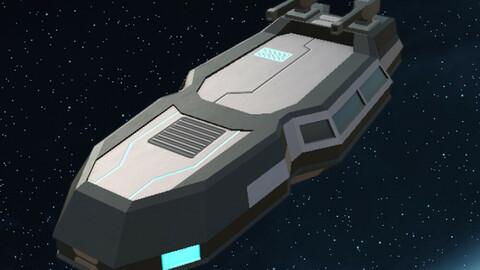 Normal Spaceship 7