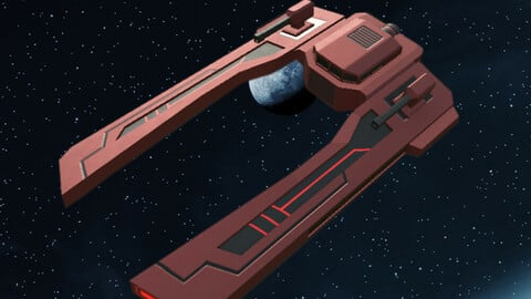 Normal Spaceship 8