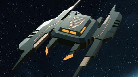 Normal Spaceship 12