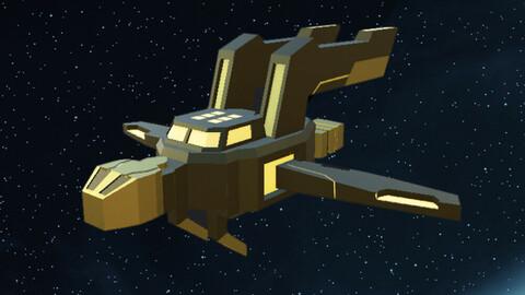 Normal Spaceship 18