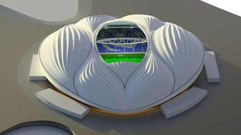 alwakrah aljanoub stadium - fifa world cup 2022 qatar