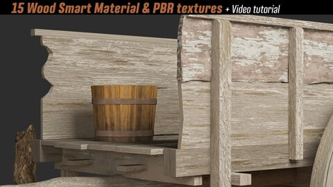 15 Wood Smart Material
